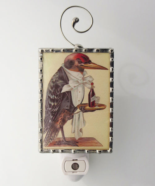 Bird Butler Kitchen Night Light Bird Nightlight