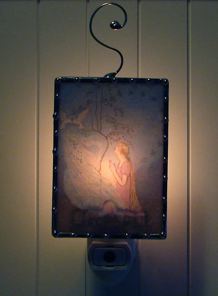 Cinderella Night Light Light Fixture by Pretty Picture Gifts