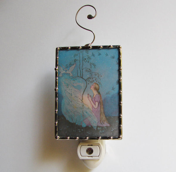Cinderella Night Light Lighting by Pretty Picture Gifts