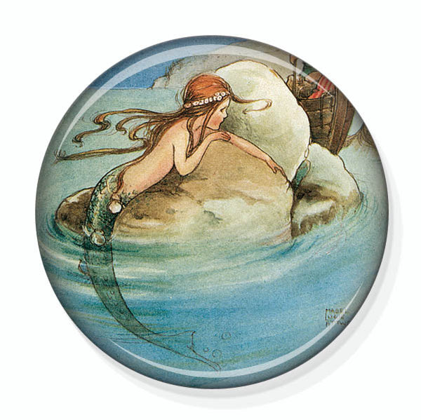 Mermaid Pretty Little Mirror By Pretty Picture Gifts