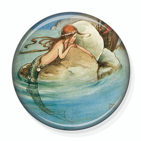 Pretty Little Mermaid Mirror by Pretty Picture Gifts