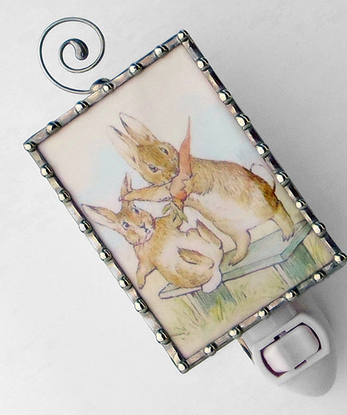 Peter Rabbit Beatrix Potter Night Light by Pretty Picture Gifts