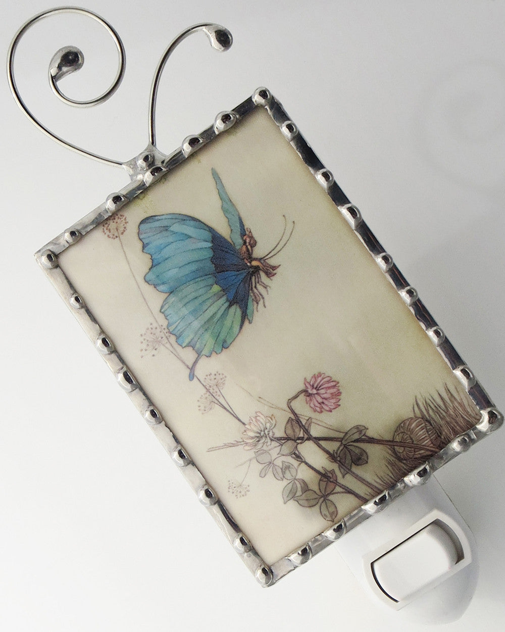 butterfly fairy night light
