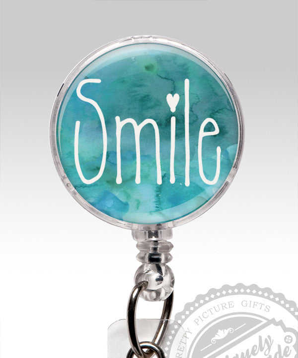 Smile Badge Reel By PPG