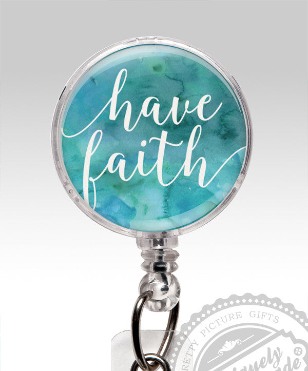 have faith id badge