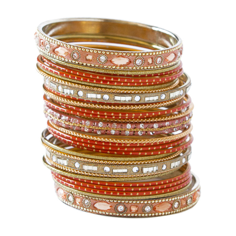 Mumbai Bangle Set