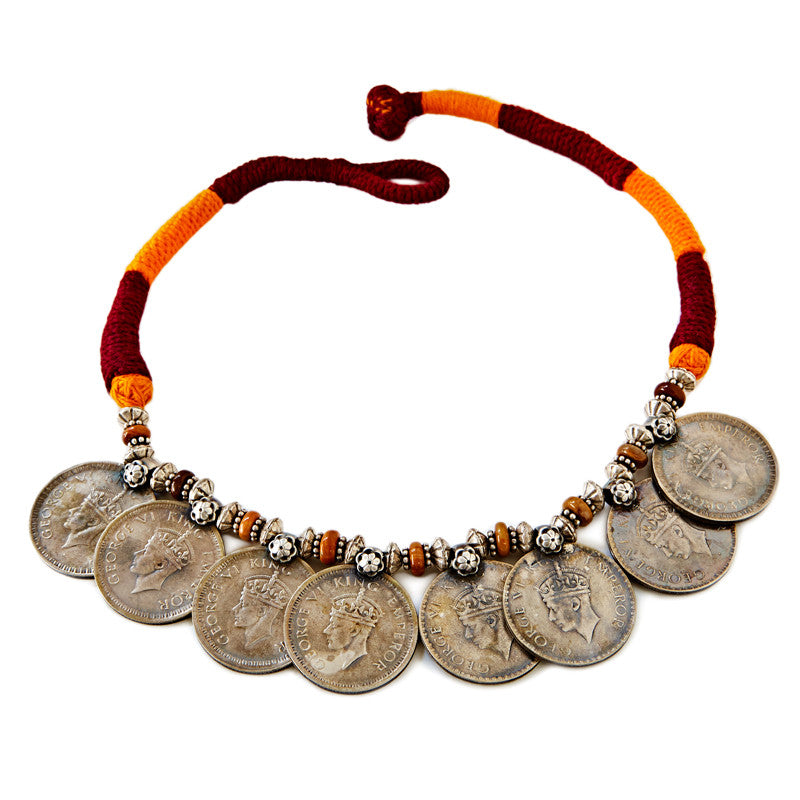 Rupee Necklace
