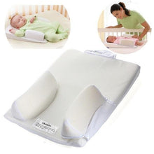 Load image into Gallery viewer, Baby Sleep Fixed Position & Anti Roll Pillow