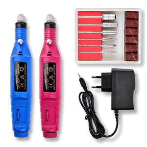 Where To Buy Electric Manicure Pedicure Set
