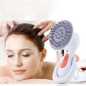 Electric Head Scalp Massager