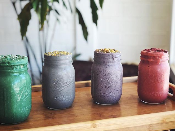 Superfood Summer Smoothies