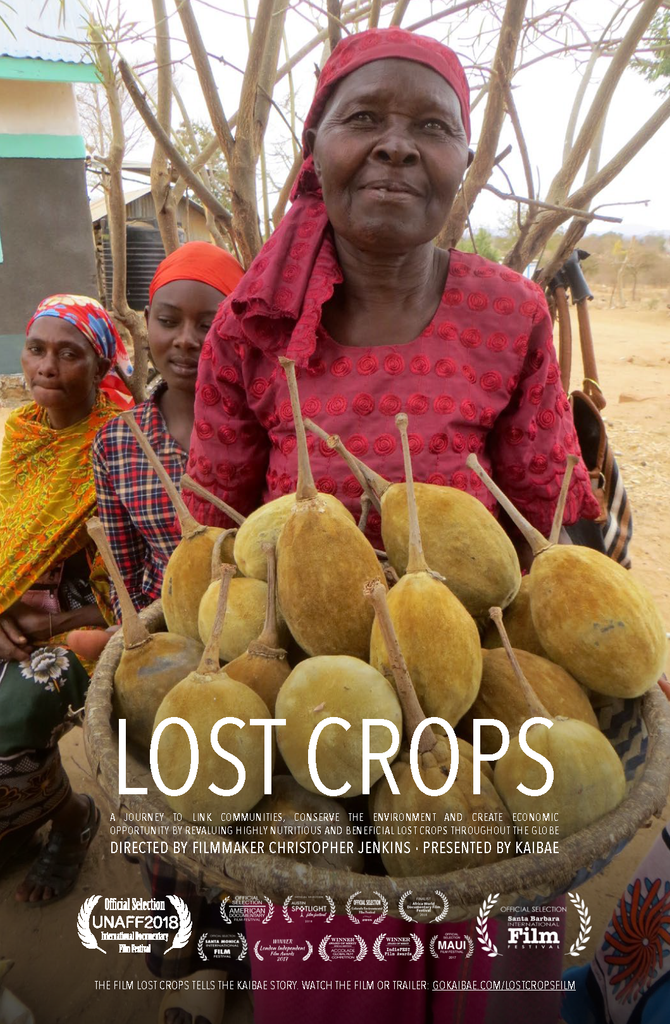 Kaibae Baobab Lost Crops documentary poster