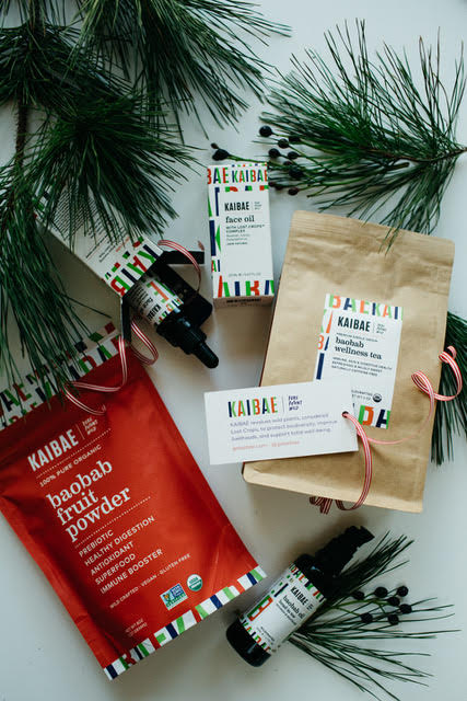 Inside & Out Wellness Gift Set
