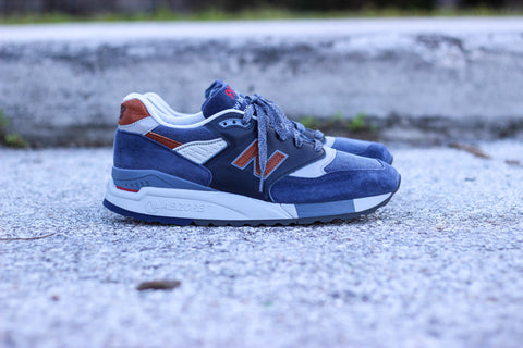New Balance 998 Distinct Retro Ski Men's Classic M998DSNG