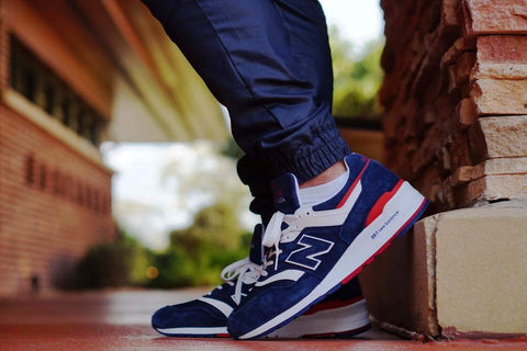 New Balance  997 Explore by Air Mens Classic M997CYON