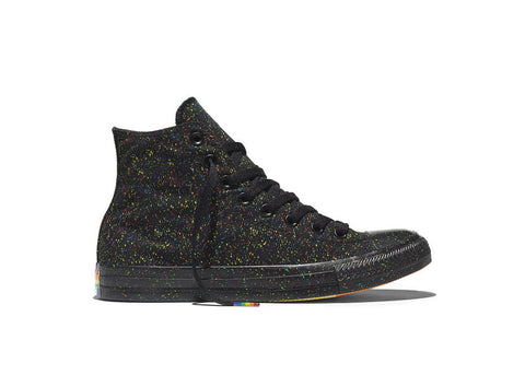 Converse Chuck Taylor All Star Hi Black 153078C-027 Pride Pack