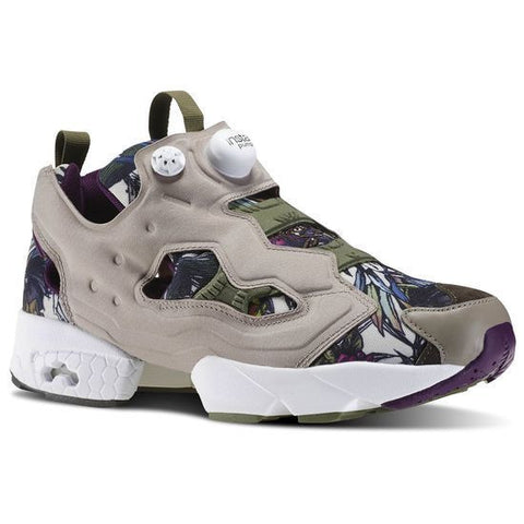 Reebok Instapump Fury SG Grey/Purple/White V70101