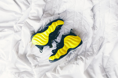"NIke Air Foamposite One ""Wu-tang"" 314996-701"