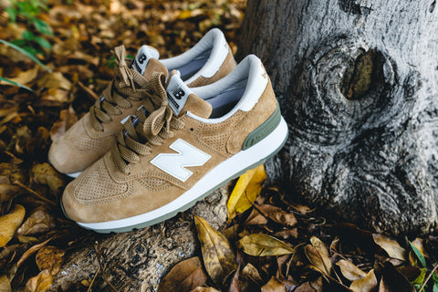New Balance 990 Heritage Mens Classic M990CER