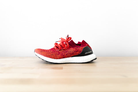 adidas Ultraboost Uncaged M Red BB3899