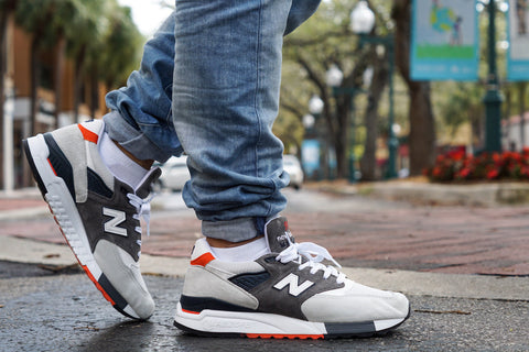 New Balance 998 Explore by Air Mens Classic M998CREA