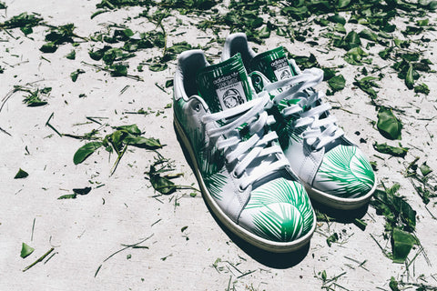 adidas x PW Stan Smith BBC Palm Tree Pack S82071