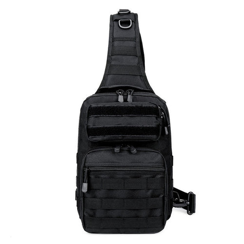 Comfortable Single Strap Tactical Backpack