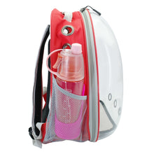 Load image into Gallery viewer, Cat Carrier - Transparent Breathable Pet Backpack