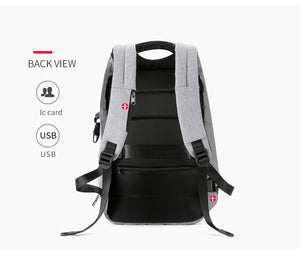 Laptop Backpack for Women with USB