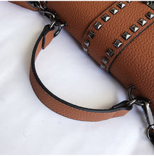 Load image into Gallery viewer, Crossbody Bag with Rivets