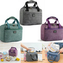 Load image into Gallery viewer, Waterproof Insulated Lunch Picnic Bag