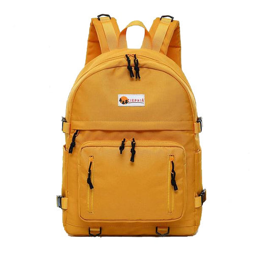 Waterproof Nylon Casual Backpack for Women