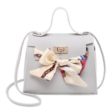 Load image into Gallery viewer, Crossbody Bag With Ribbon