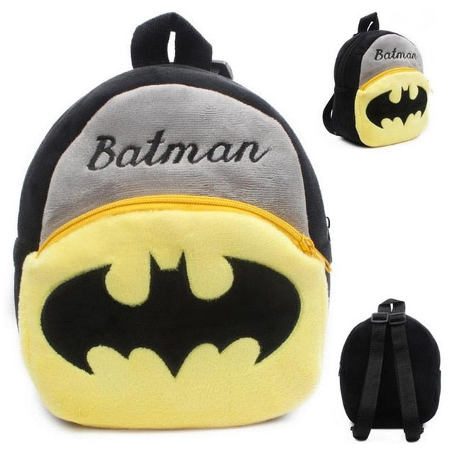 Batman Kid School Backpack