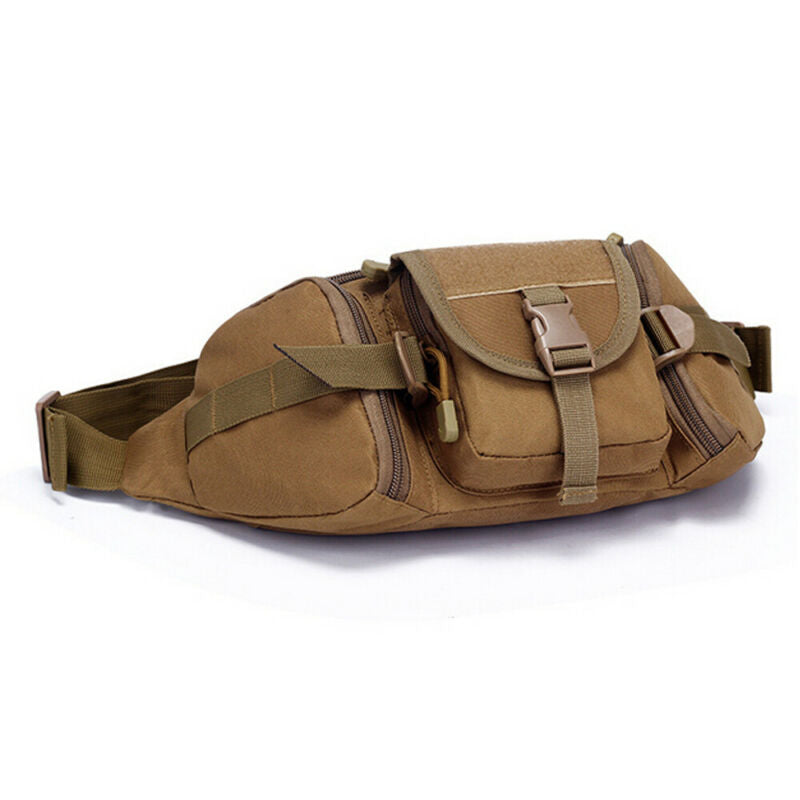 Tactical Waist Bag - Fanny Pack