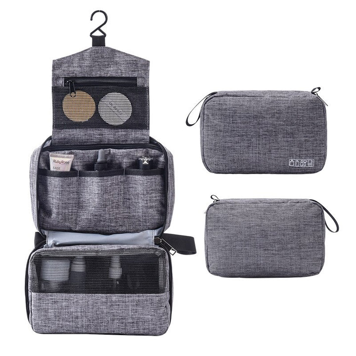 Hanging Cosmetic Bag - Travel Organizer