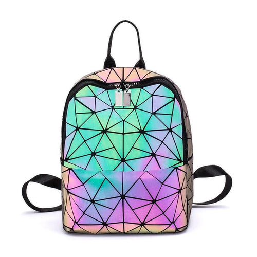 Fashion Women Luminous Backpack