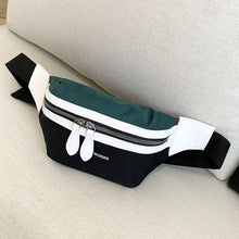 Load image into Gallery viewer, Canvas Waist Bag - Fanny Pack