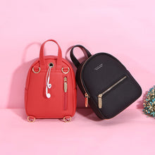 Load image into Gallery viewer, Fashion Women Mini Backpack
