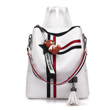 Load image into Gallery viewer, PU Leather Backpack