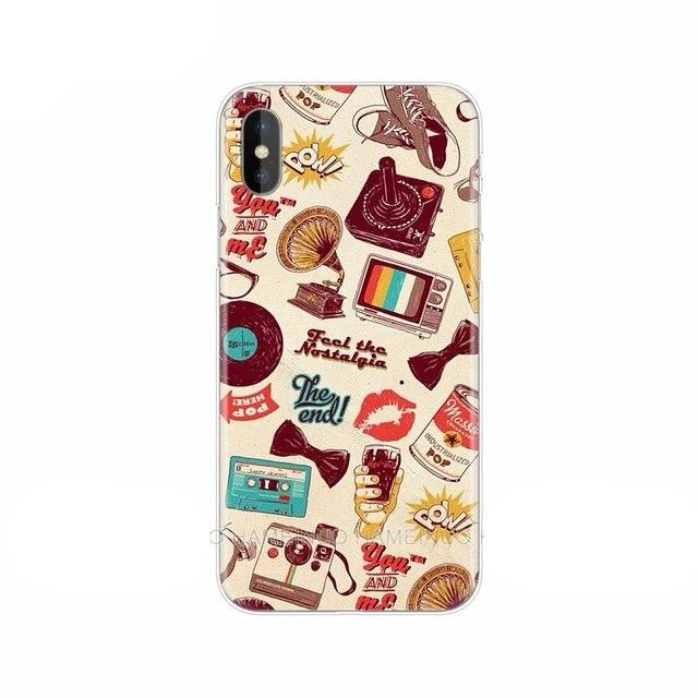 RETRO Phone Case for all iPhone Models