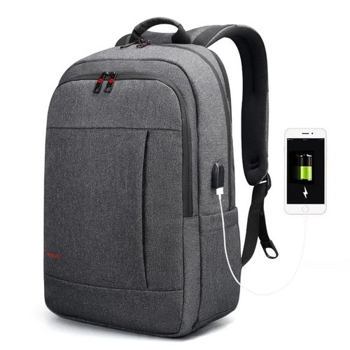 Anti thief Laptop Backpack for Men