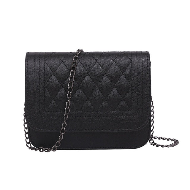 Small Flap Chain Bag