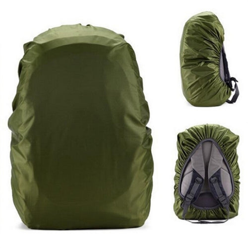 20-80L Adjustable Waterproof Dustproof Backpack Rain Cover