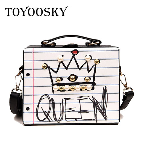 Queen Crossbody Handbag