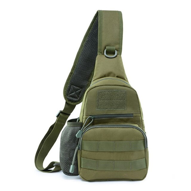 Waterproof Crossbody Tactical Bag