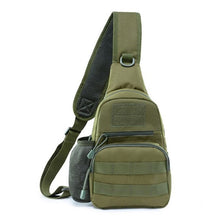 Load image into Gallery viewer, Waterproof Crossbody Tactical Bag