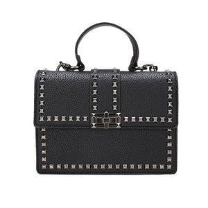 Crossbody Bag with Rivets