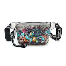Load image into Gallery viewer, PU Waterproof Waist Bag - Fanny Pack