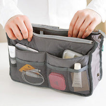 Load image into Gallery viewer, Cosmetic Organizer Makeup Bag